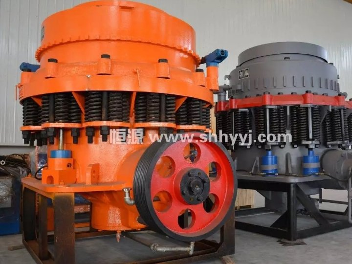 <font color='#006600'>Spring cone crusher delivery live-Shanghai Hengyuan</font>
