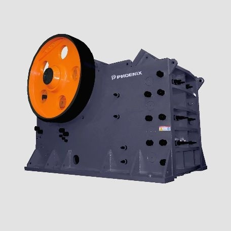 PE-jaw crusher