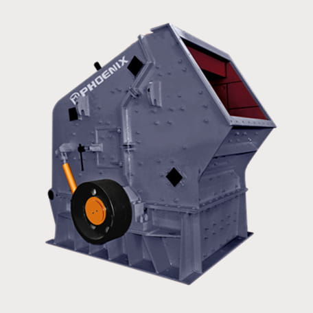 PF-impact crusher