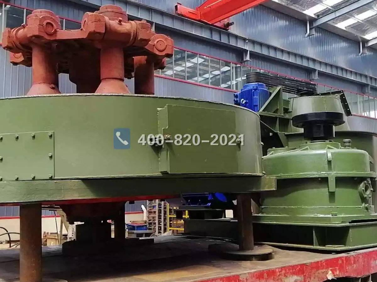 5R磨粉机设备发货实况-恒源·中国