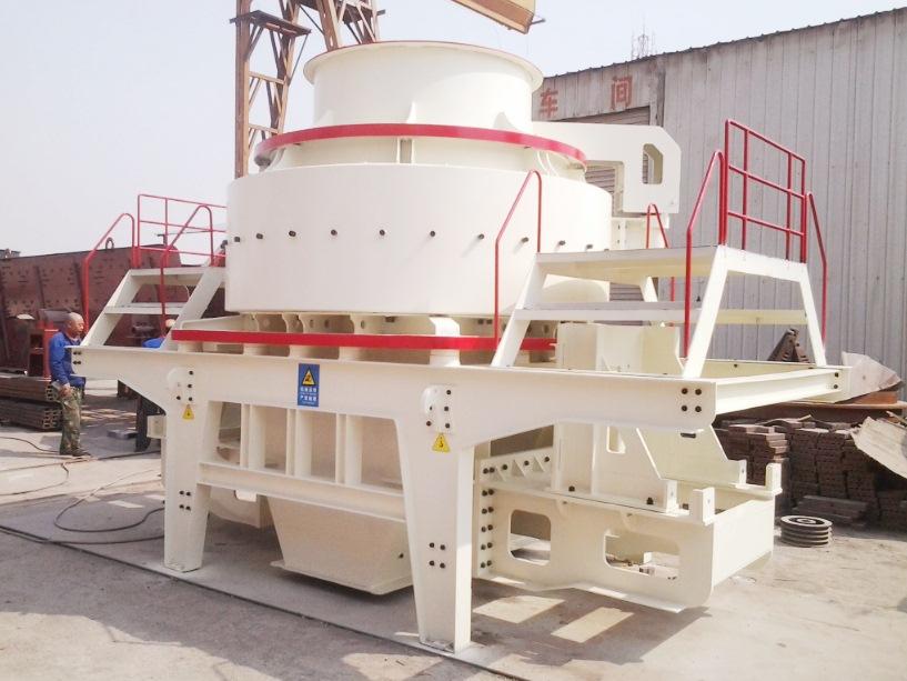 技术解析|怎么更换制砂机的反击板