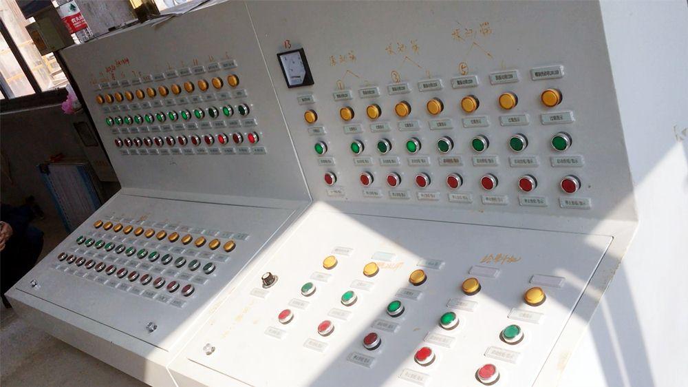 反击式破碎机电气控制柜电气原理简述