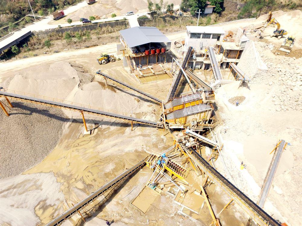 砂石生产线老板别愁,机制砂品质低,卖不上价怎么办?
