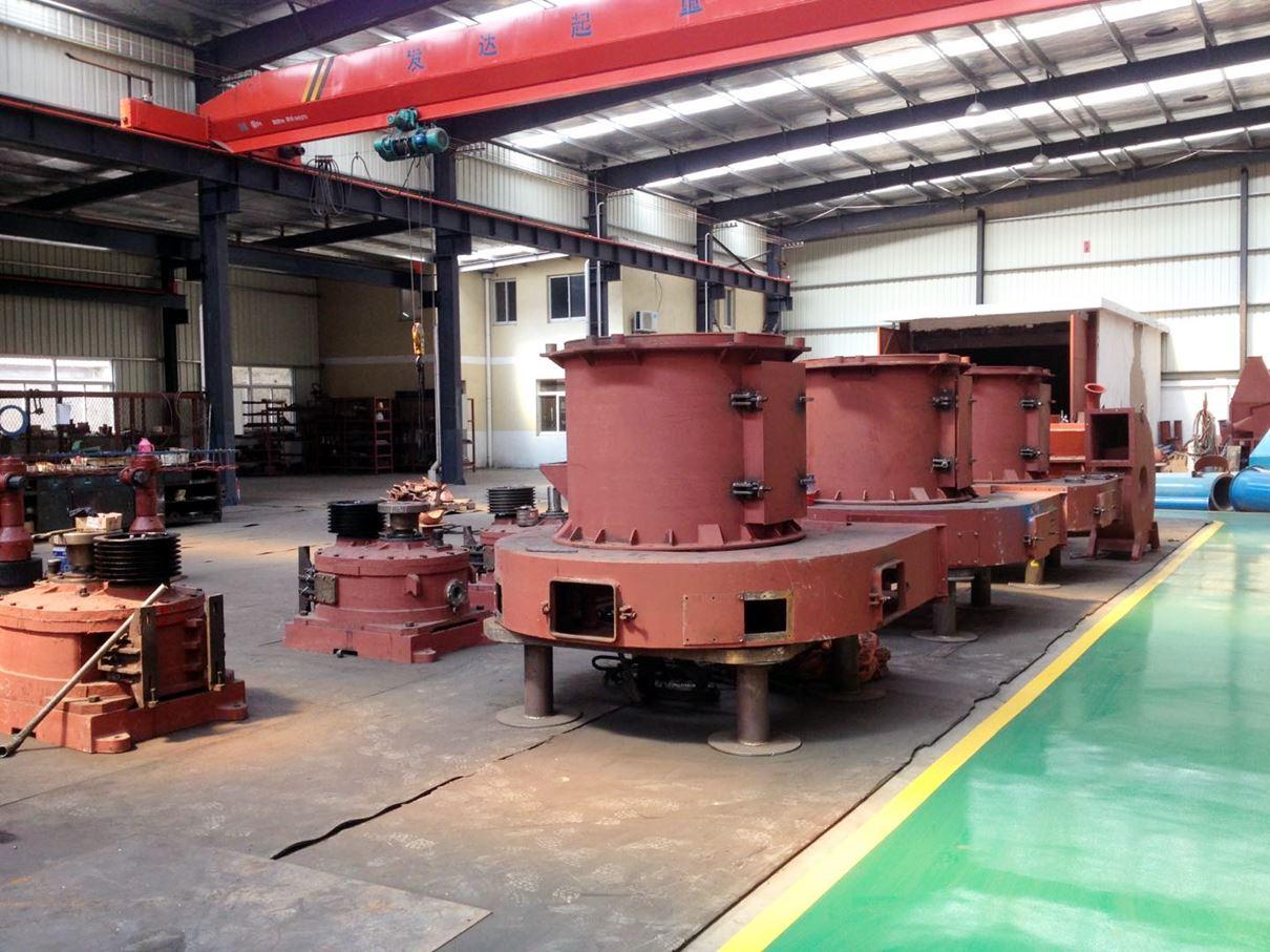 <b>磨粉机润滑系统和电气控制部分-产品连载介绍(2)</b>
