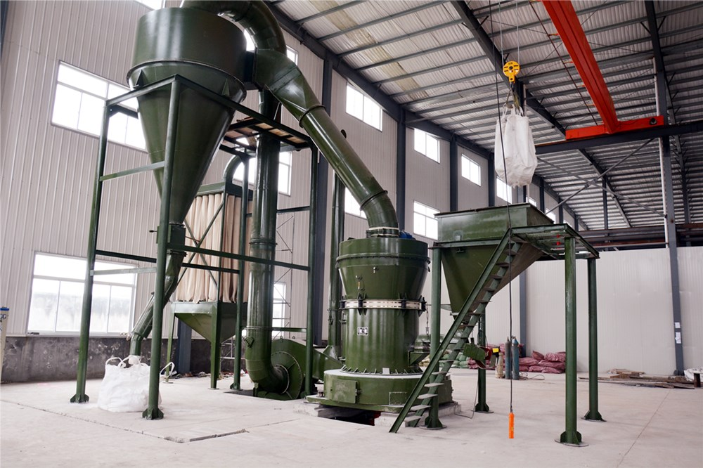 摆式磨粉机的维护和保养-产品连载介绍(5)