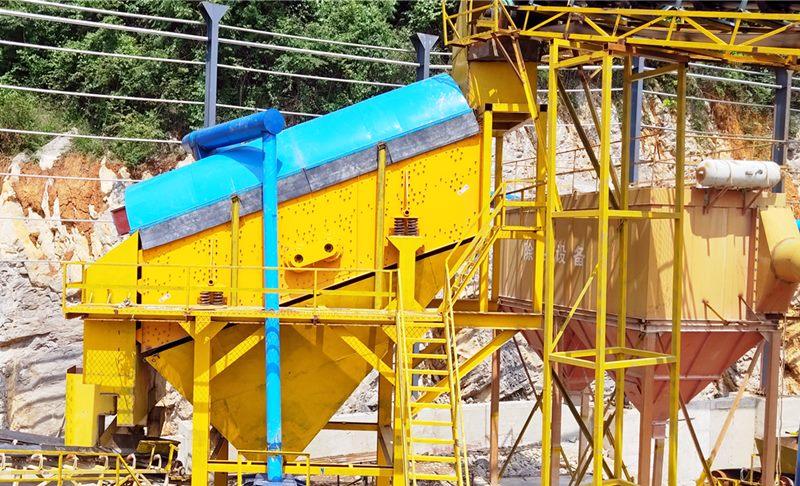 时产千吨级石灰岩骨料生产线的设备选型及工艺流程详解