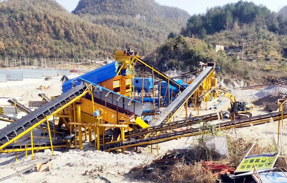 碎石生产线的装置、操作、保养及一些生产要点,做好这些生产有保障!