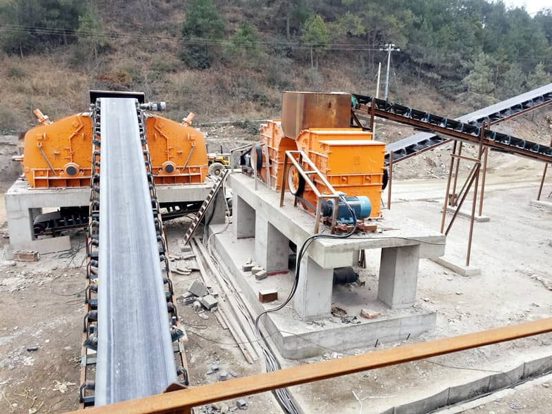 貴州碎石生產線