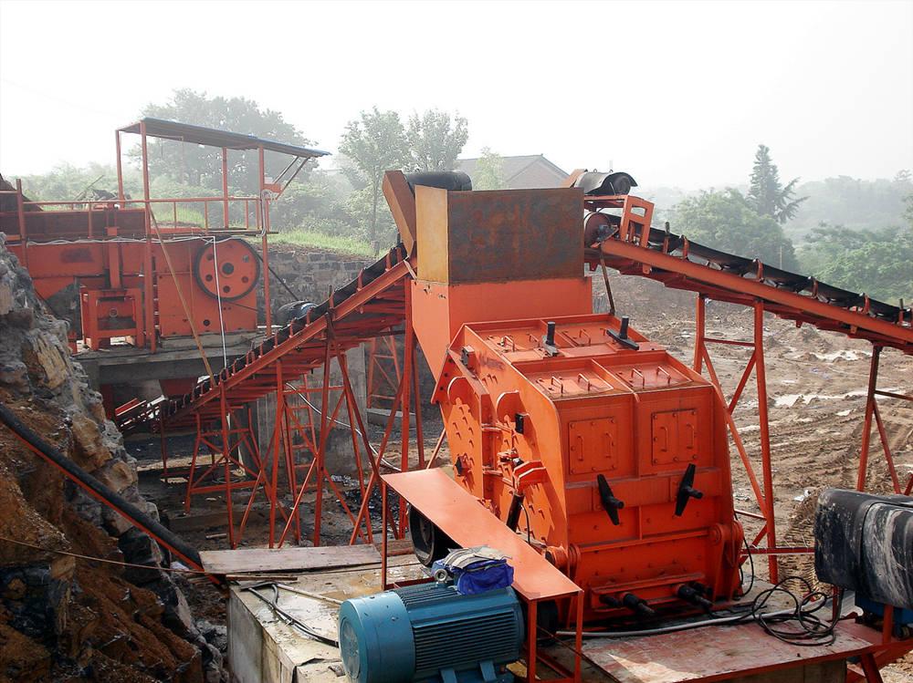 <b>组建小型碎石生产线的破碎机设备选型方案设计</b>