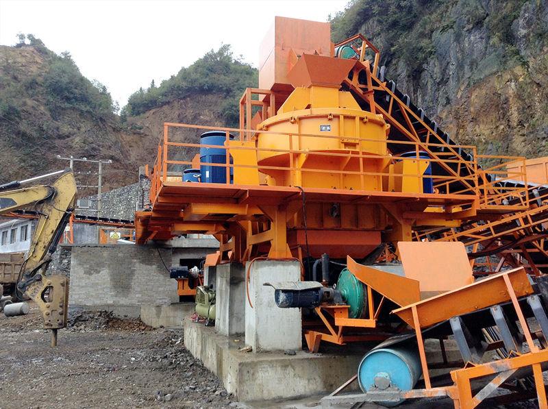<b>制砂生产线技术方案及破碎机生产设备配置选型参考</b>