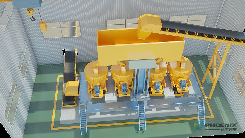 <b>每小时800吨制砂生产线设备怎么配?价格多少?</b>