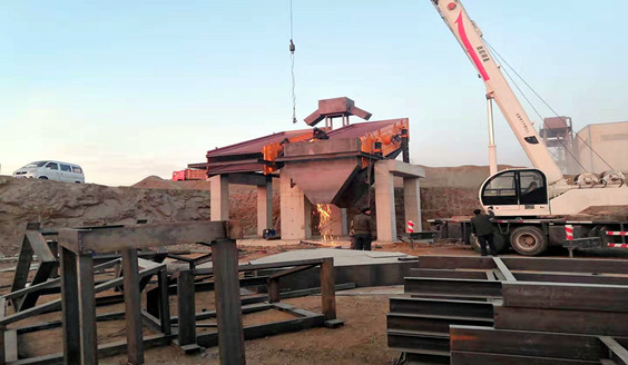 <b>铁矿石生产线设备安装回顾</b>