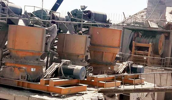 <b>时产600吨铁矿石生产线试机投产</b>