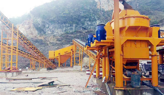 <b>贵州碎石制砂生产线现场案例视频</b>