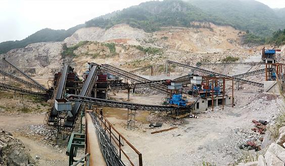 福建碎石制砂生产线案例视频