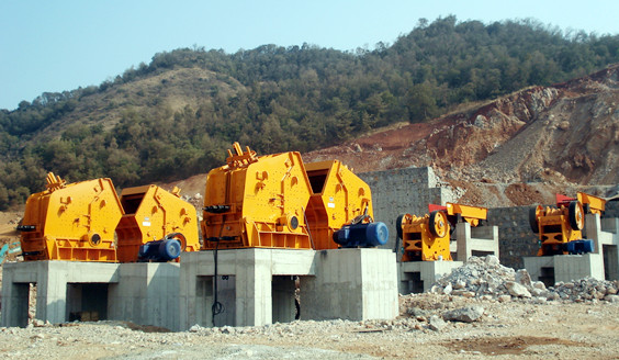 贵州石灰岩破碎制砂生产线视频