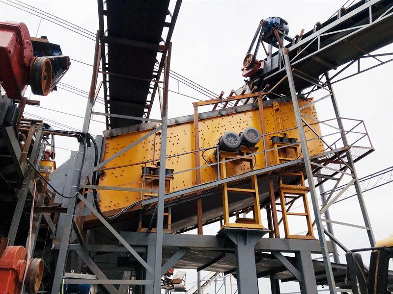 玄武岩骨料生产线