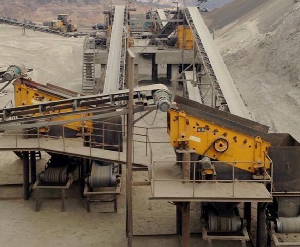 选择正规的制砂机厂家设备是保证机制砂质量的首要条件