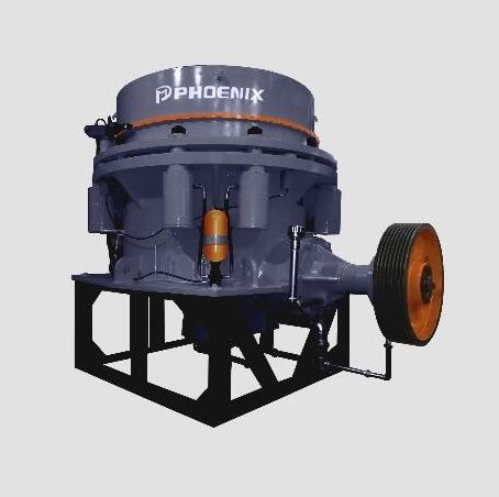 产品的尺寸和质量取决于破碎机平行区域和排出口的长度