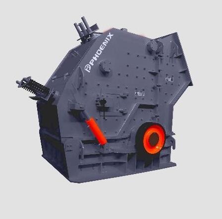 破碎机的基座和旋转轴的安装须严格水平