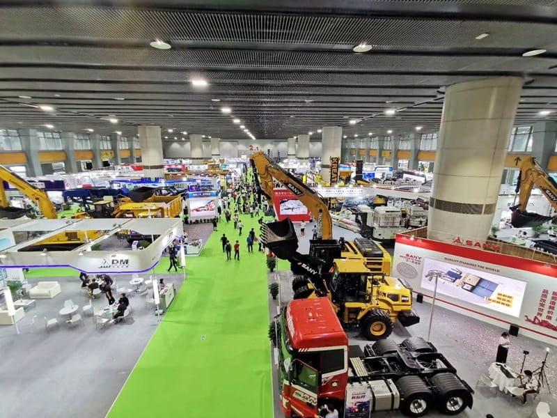 2020第六届广州砂石展盛大开幕!