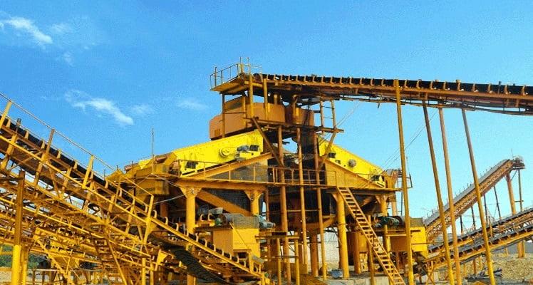 时产500吨的碎石制砂生产线设备配置选择