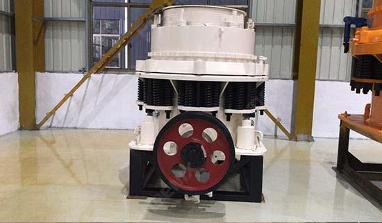 复合液压圆锥破碎机偏心套怎样安装?