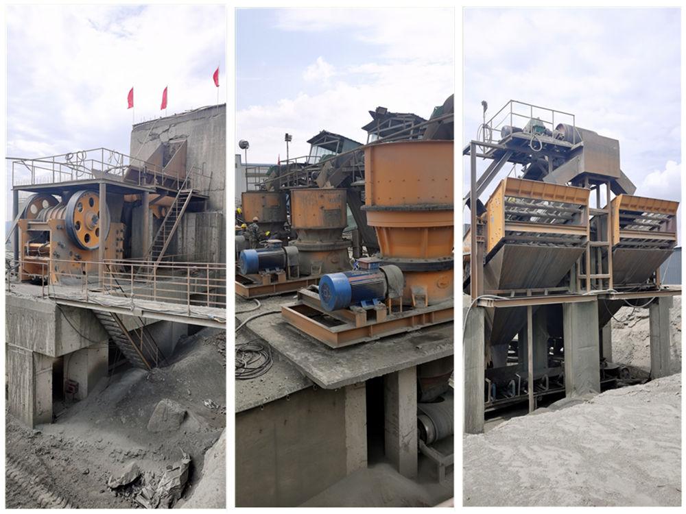<b>时产2000吨铁矿石破碎生产线技术方案</b>