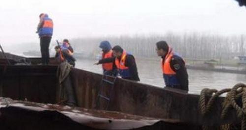 联合打击非法采砂400多次—湖北河道采砂管理