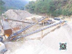 破碎机生产线安全隐患害死人,安全重于泰山。