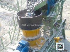 石料生产线在矿山生产中占有优势并且长期发展