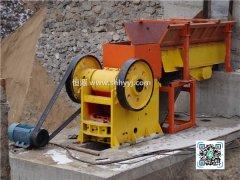 煤矸石破碎机生产线的开停次序