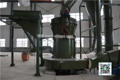 浅析磨粉机硅灰石粉在陶瓷工业中的用途