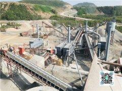 大型矿山破碎机设备生产线如何配置?