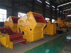 上海破碎机企业应不断完善产品质量和售后服务