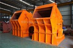 上海恒源对现今破碎机械行业的描述