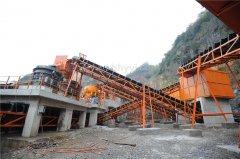 上海恒源告诉你破碎机生产线需要注意哪些问题