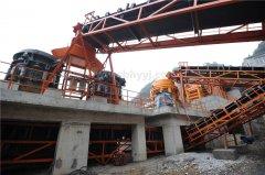 上海恒源告诉你破碎机生产线是怎么运作的