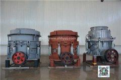 圆锥破碎机机型的选择-上海破碎机厂家恒源机械