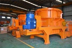 制砂行业冲击式制砂破碎机生产砂石要求