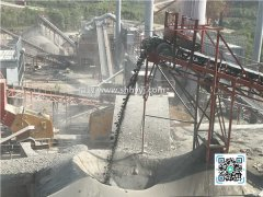 内蒙古破碎机生产线工矿安装气象条件-以乌兰布