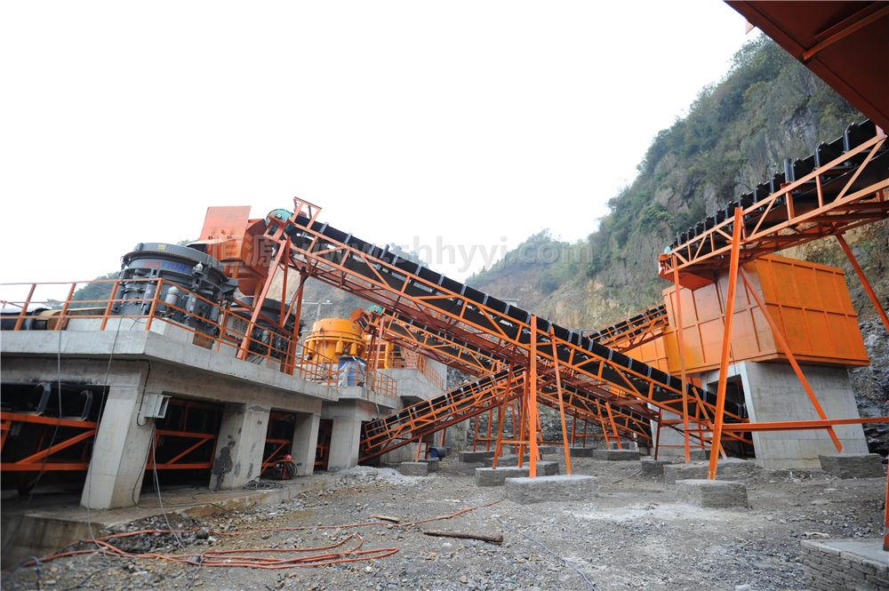 <b>砂石生产线的发展前景经济、社会效益综合提升</b>