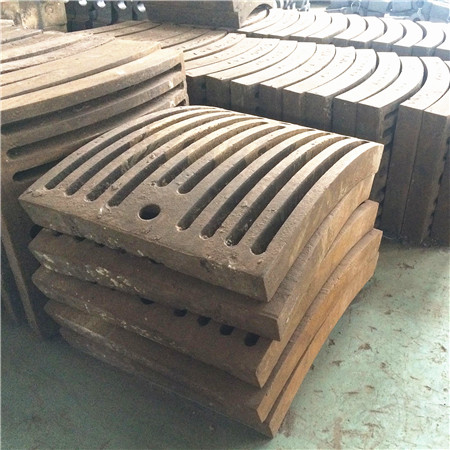 High manganese steel fittings