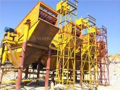 <b>一条节能、环保的石料破碎生产线搭配高质量的</b>