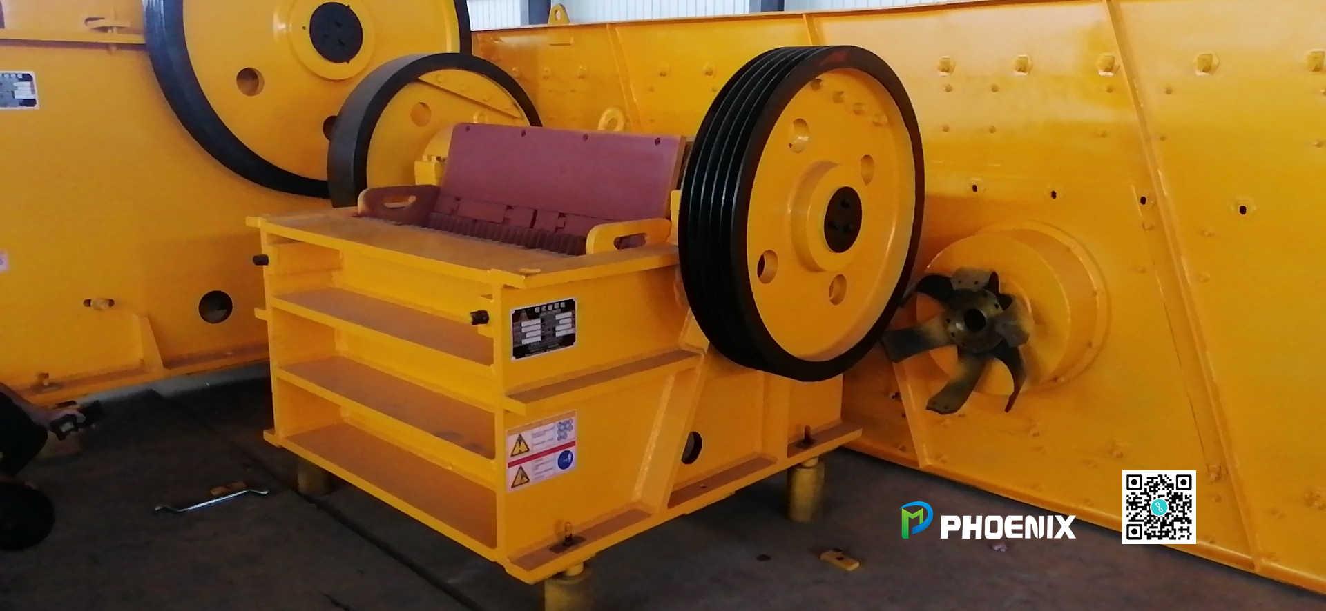 吉林时产500吨砂石生产线暨破碎机设备发货回顾