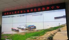 """在过去的两年里,新增了32个监测点,武汉还建立了一个""""河眼"""",这样非法采砂就找不到藏身之处"""