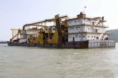 湖南省湘阴总产量8000万吨级洞庭湖采砂整体规划公布!