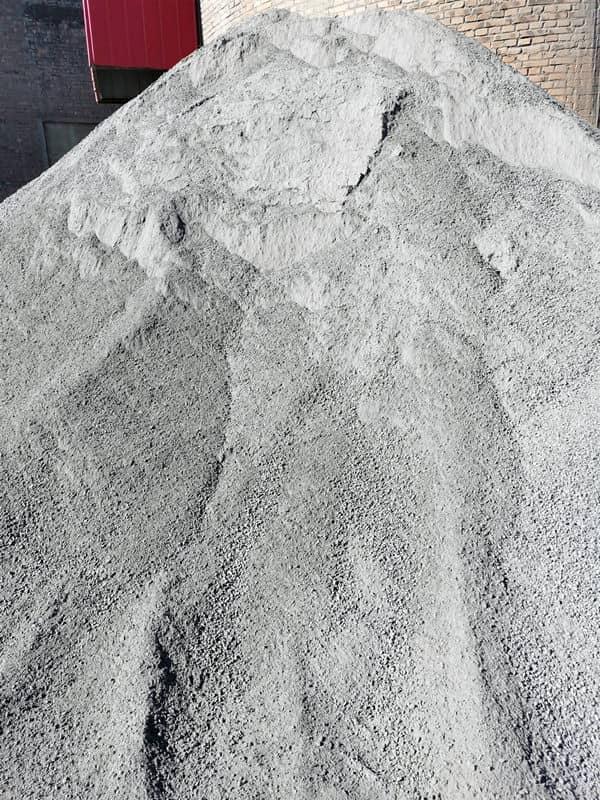 铁矿石成品料堆