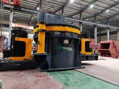 铁矿石制砂机应注意对易损件进行更换